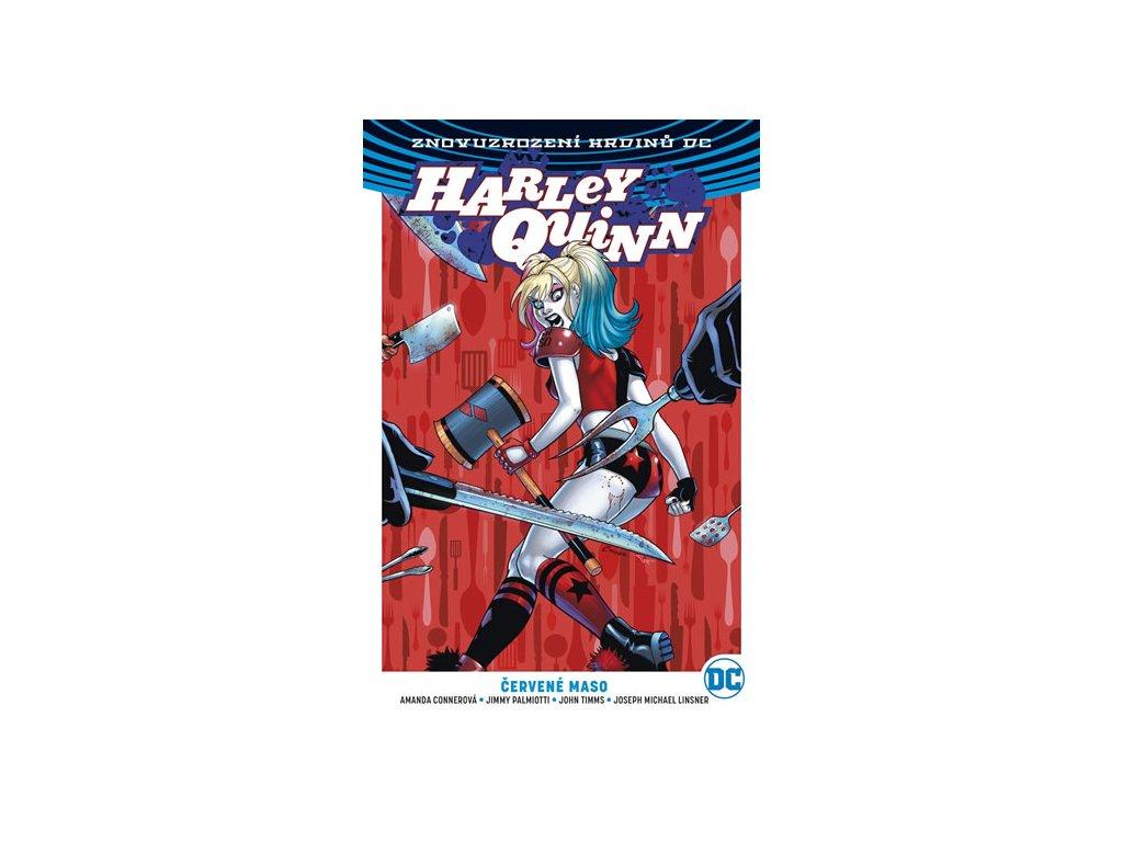 Harley Quinn 3 - Červené maso