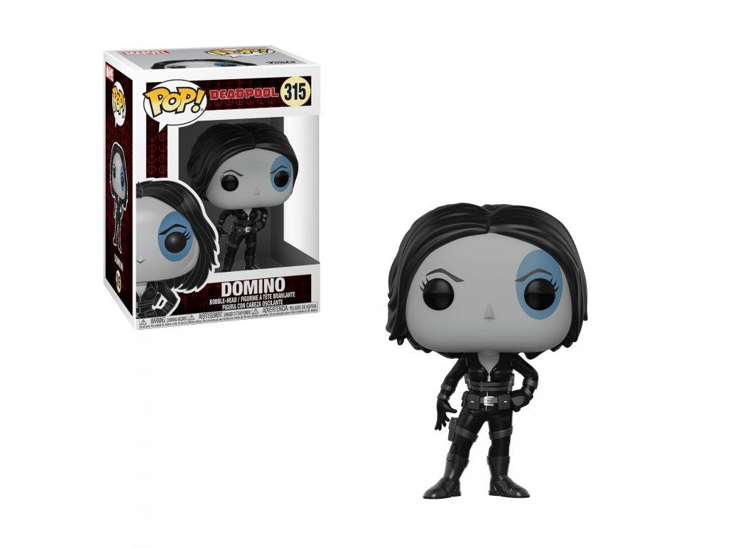 1436 3266 30861 Deadpool Domino POP GLAM