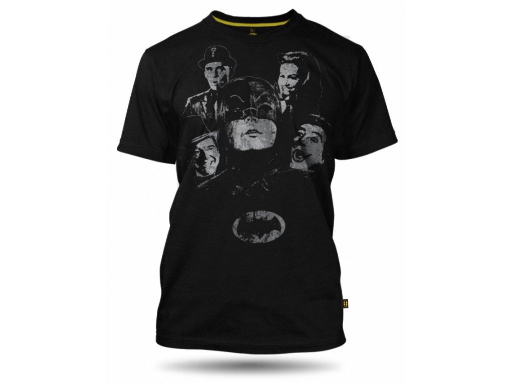 tricko batman collage