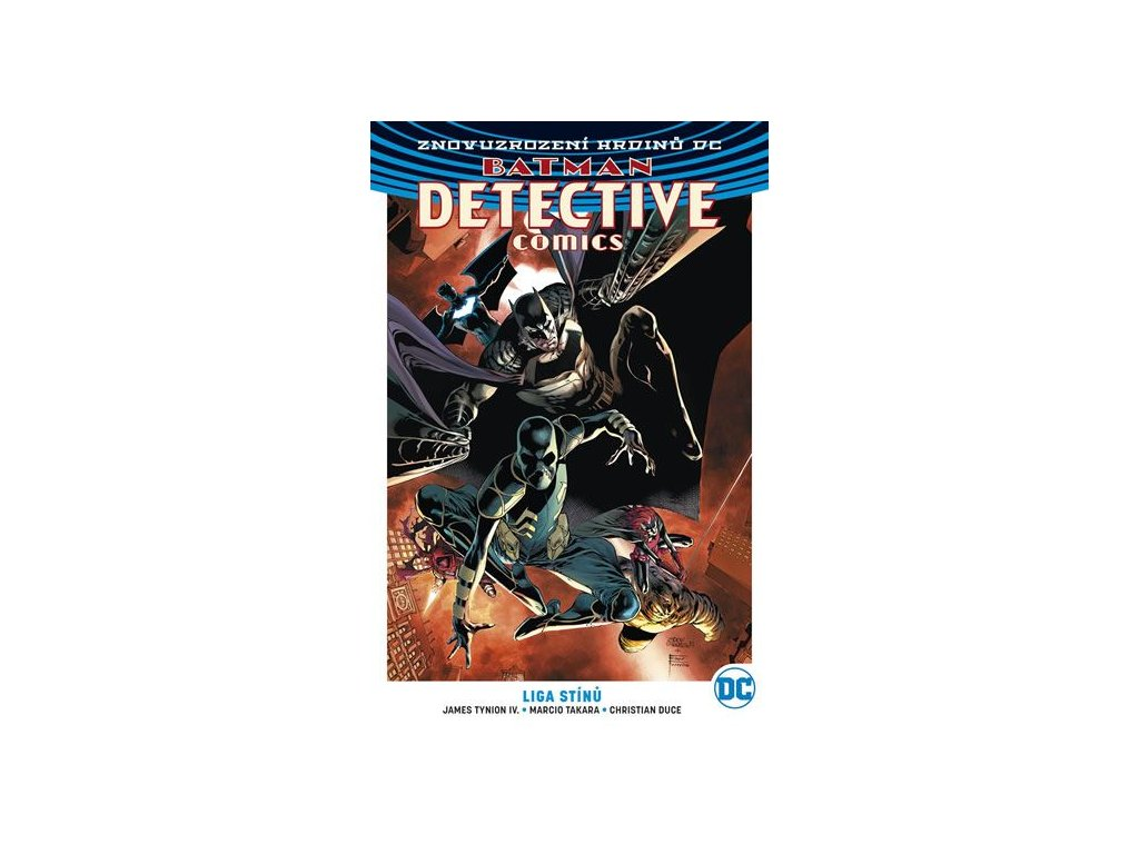 batman detective comics 3 liga stinu