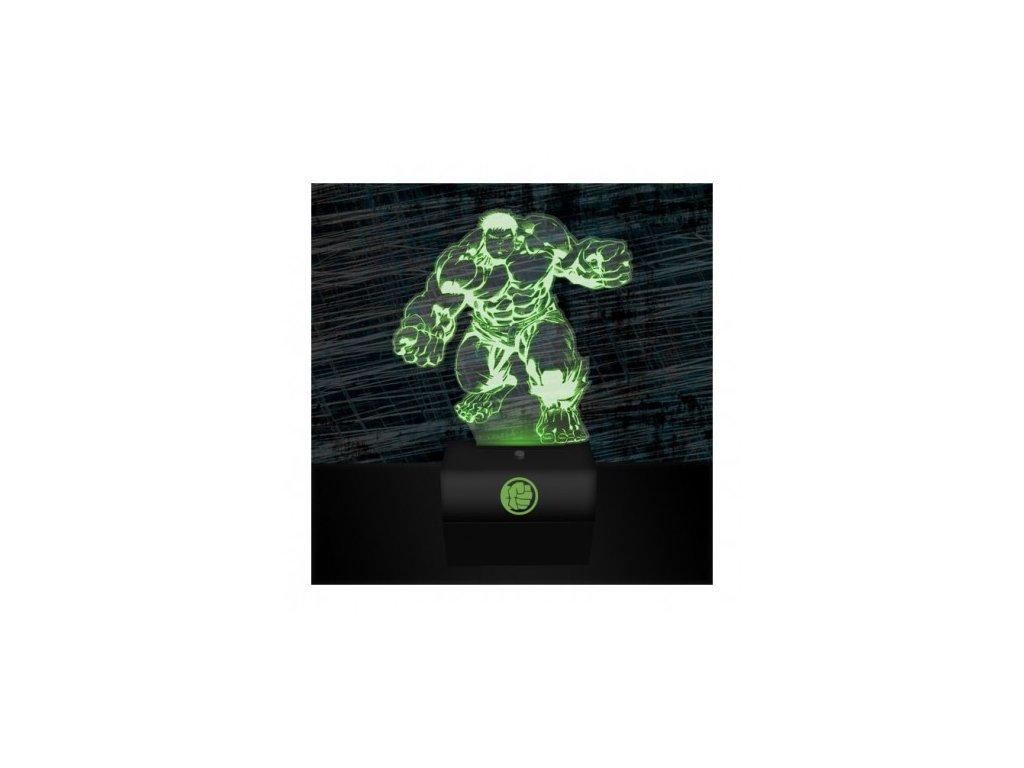 MARVEL - Marvel Avengers Hulk Light USB