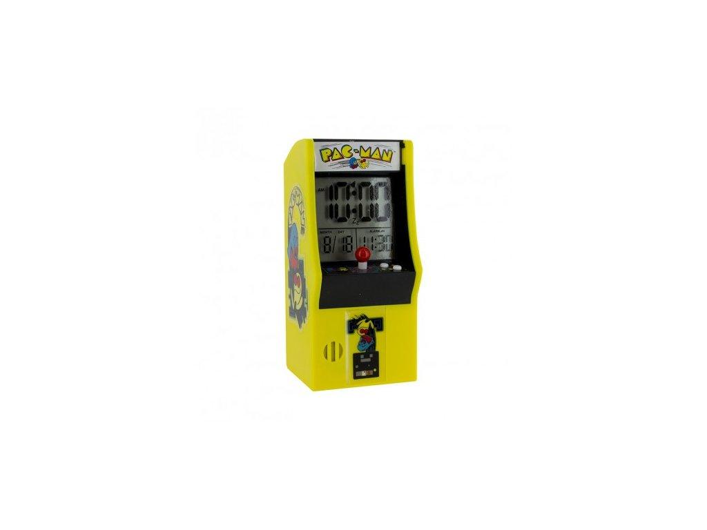 PAC-MAN - Arcade Alarm Clock
