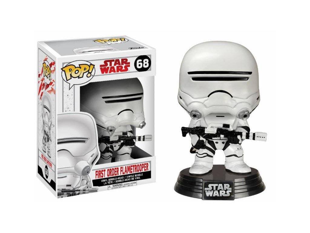 423521 1 figurka funko pop star wars episode viii first order flametrooper