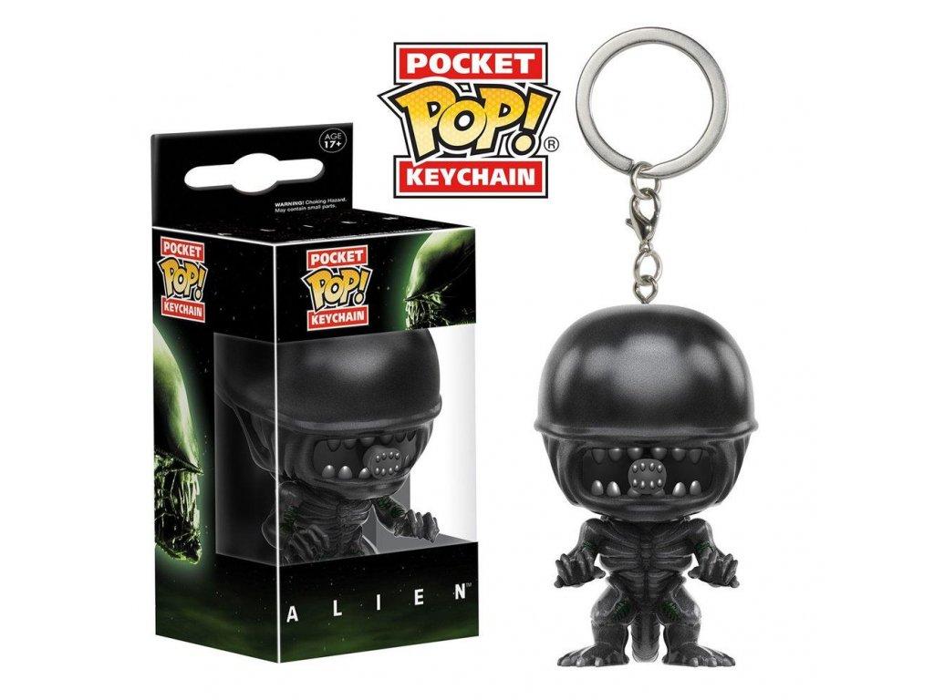 Alien Pocket POP! Vinyl klíčenka Alien 4 cm