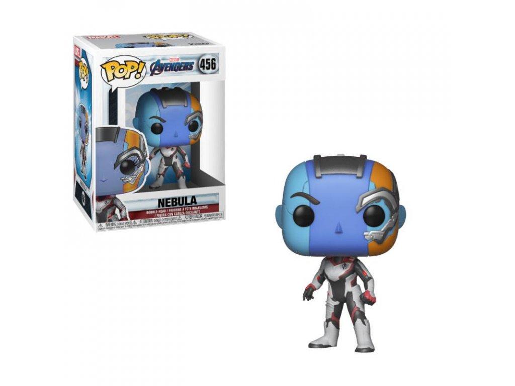 424250 figurka funko pop avengers endgame nebula
