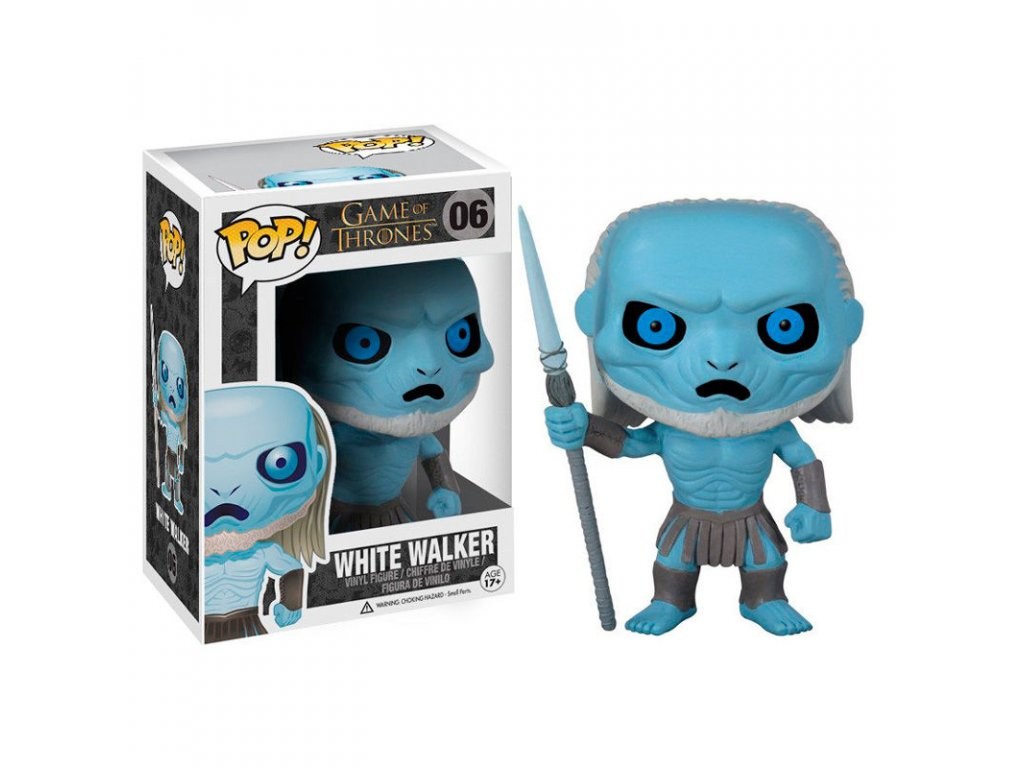 Game of Thrones POP! Vinyl Figure White Walker 10 cm