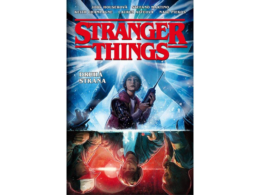 Stranger Things OBALKA FINAL