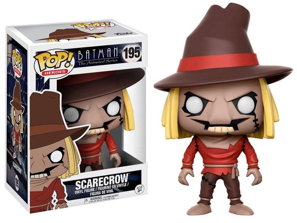 424994 figurka funko pop batman the animated series heroes scarecrow