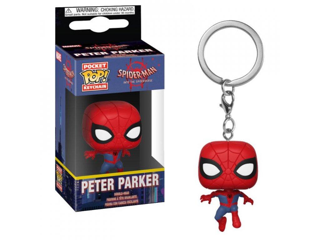 425162 klicenka pocket pop animated spider man peter parker