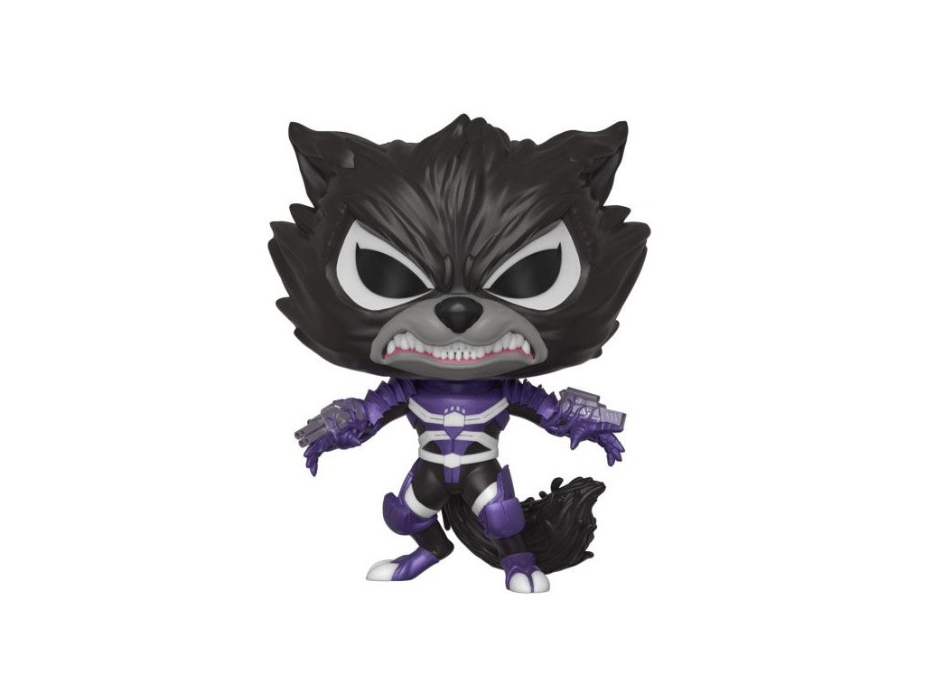 428171 figurka funko pop marvel venom s2 rocket raccoon