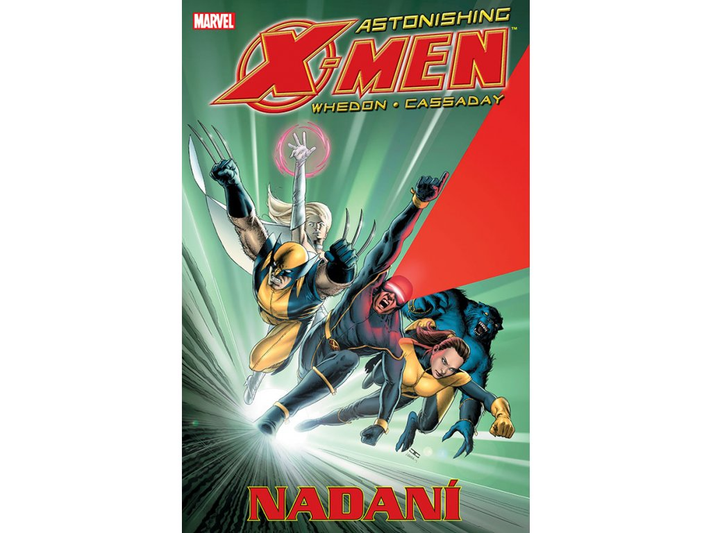 x men nadani obal facelow
