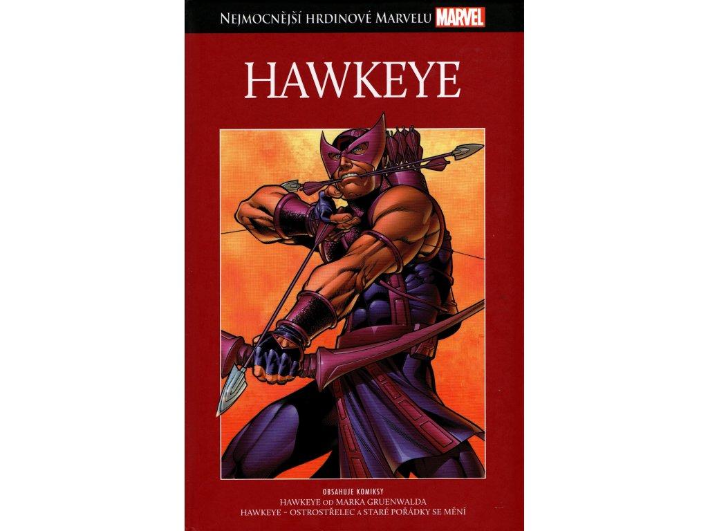 NHM Nejmocnější hrdinové Marvelu 4 Hawkeye
