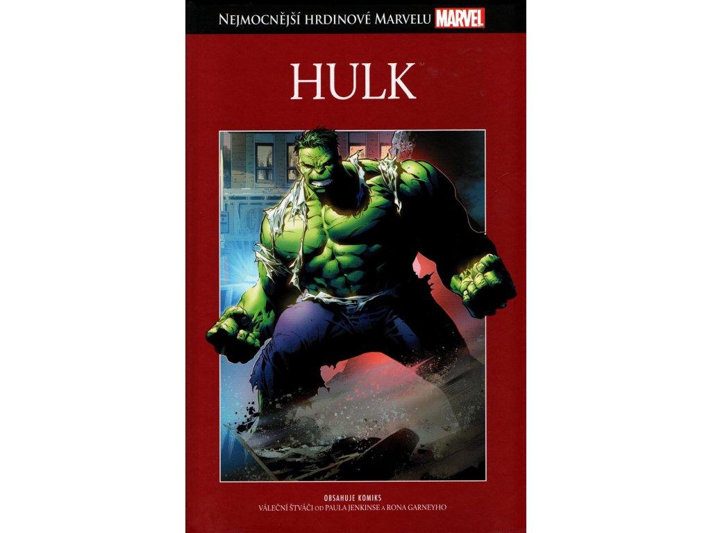 NHM Nejmocnější hrdinové Marvelu 7 Hulk