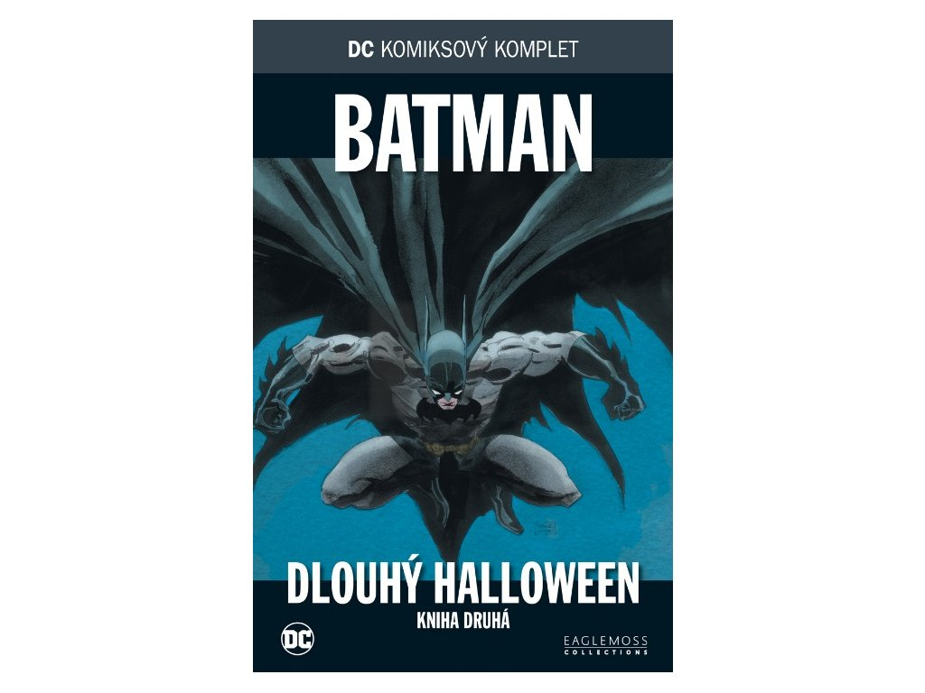 394188 dckk 7 batman dlouhy halloween kniha 2 novy