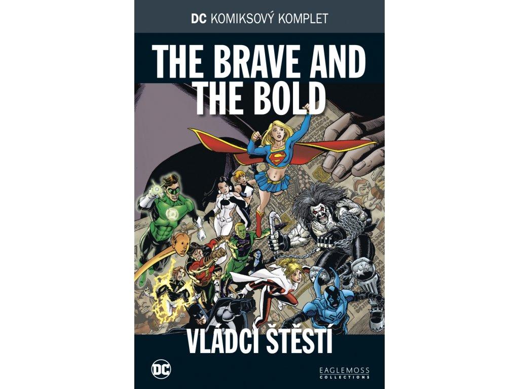 394230 dckk 21 the brave and the bold vladci stesti novy