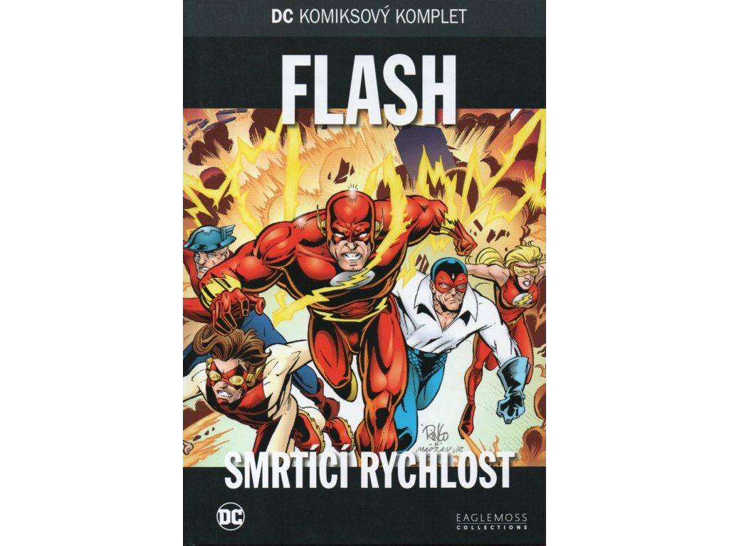 DCKK 93: Flash - Smrtící Rychlost (nový)