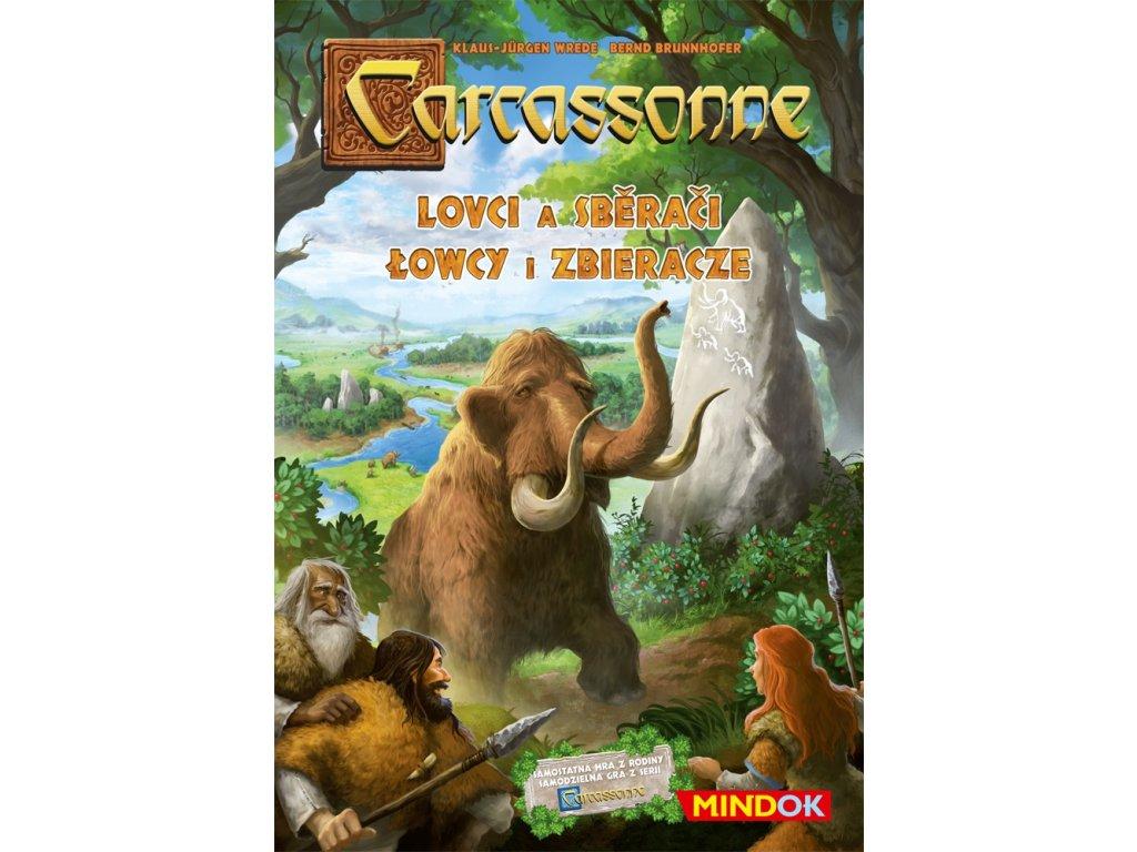 Carcassonne lovci a sběrači