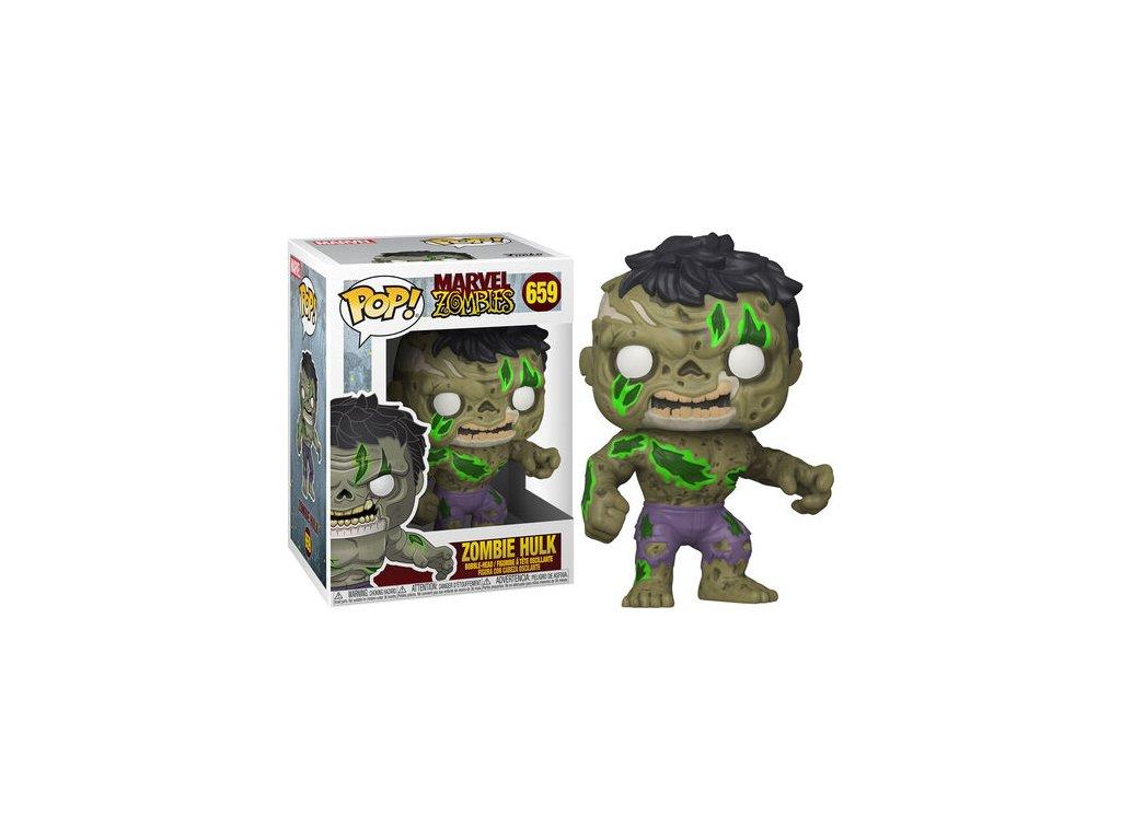 Figurka Funko POP! Marvel Zombies - Hulk
