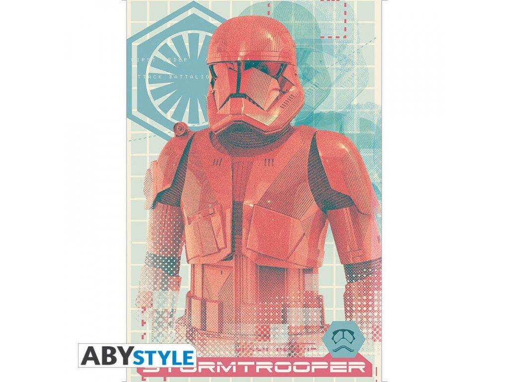 Plakát STAR WARS - Stormtrooper ep. IX (91.5x61)