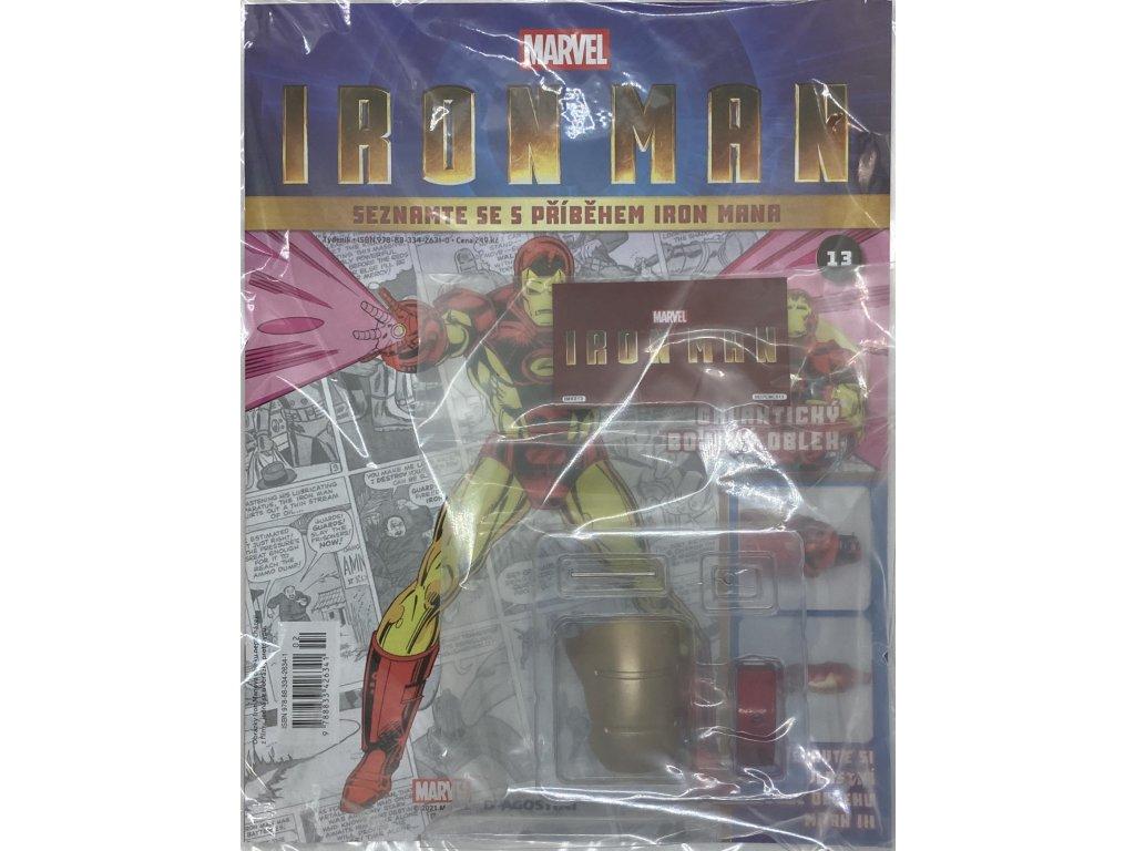 Figurka Iron Man De AGOSTINI 13