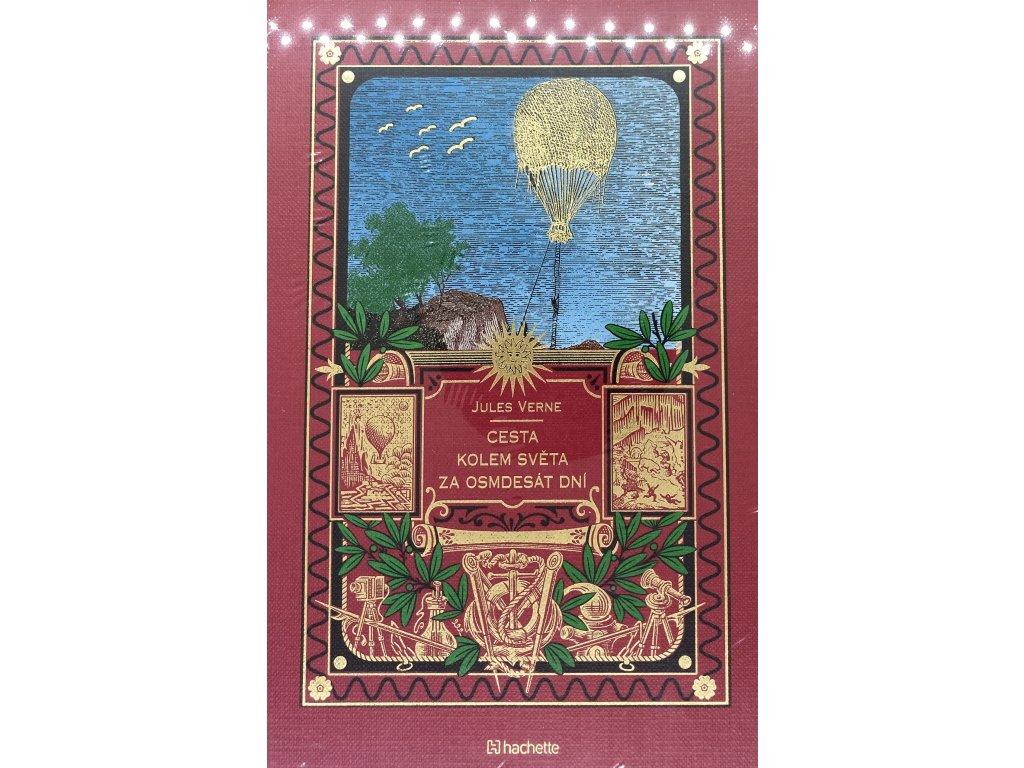 Jules Verne kolekce knih 4: Cesta kolem světa za 80 dní