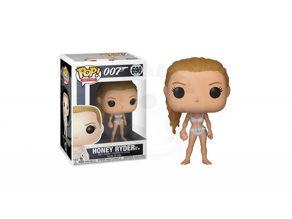 funko pop movies james bond s2 honey ryder