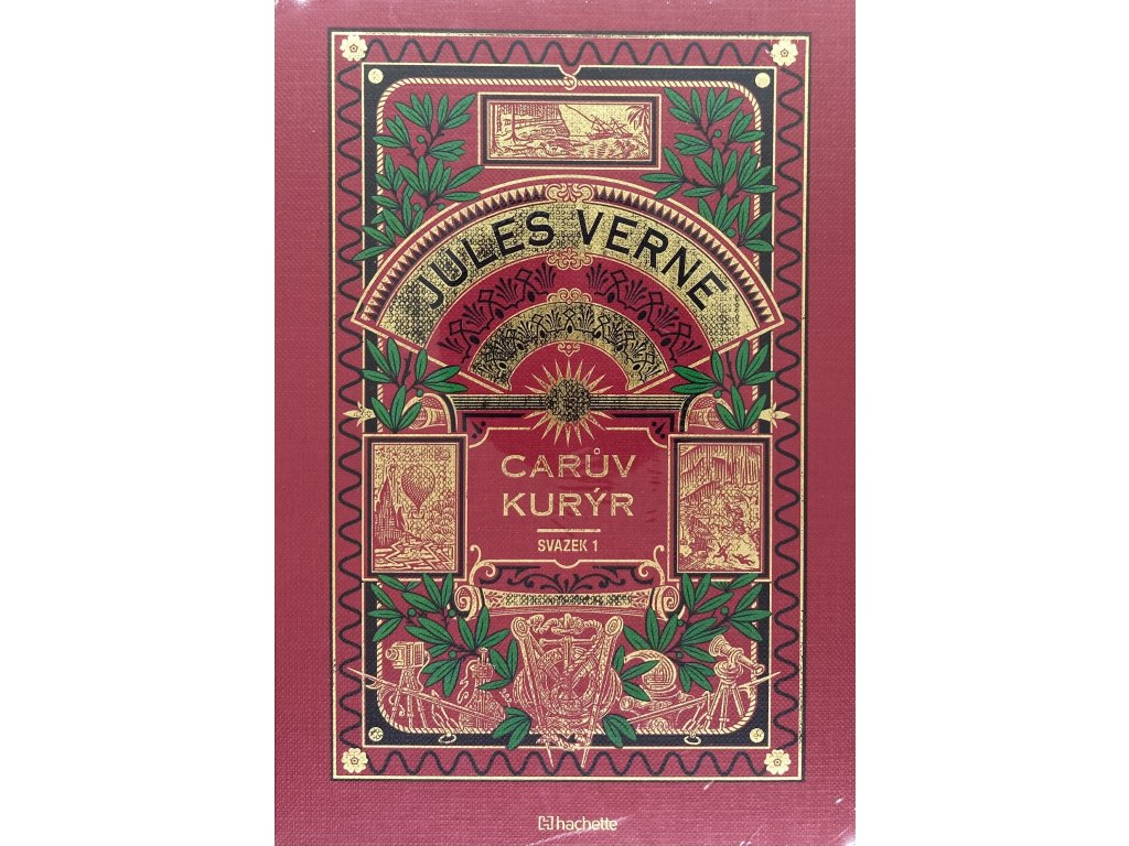 Jules Verne kolekce knih 5: Carův kurýr svazek 1