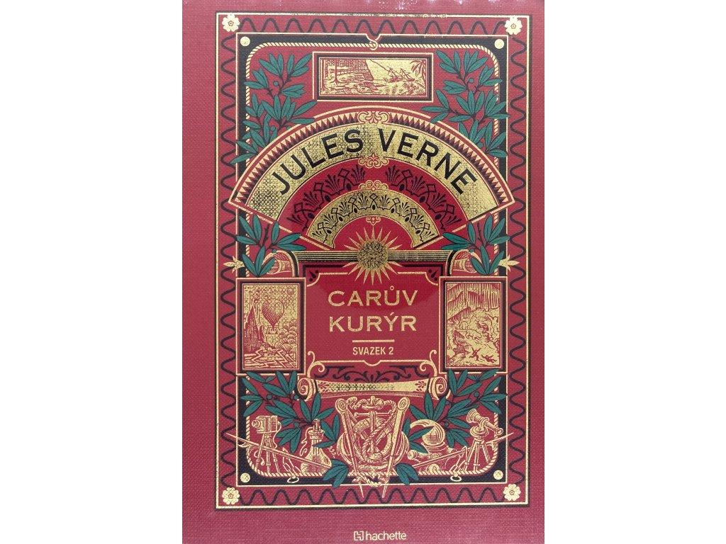 Jules Verne kolekce knih 6: Carův kurýr svazek 2
