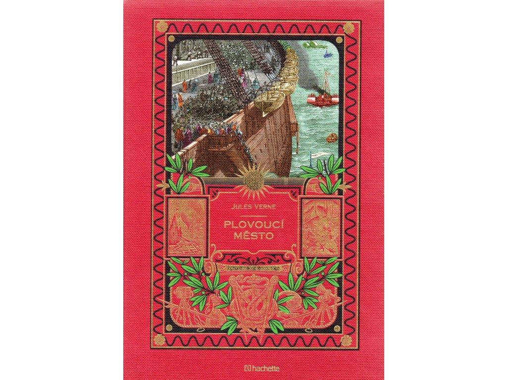 Jules Verne kolekce knih 11: Plovoucí město