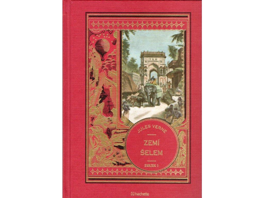 Jules Verne kolekce knih 12: Zemí šelem