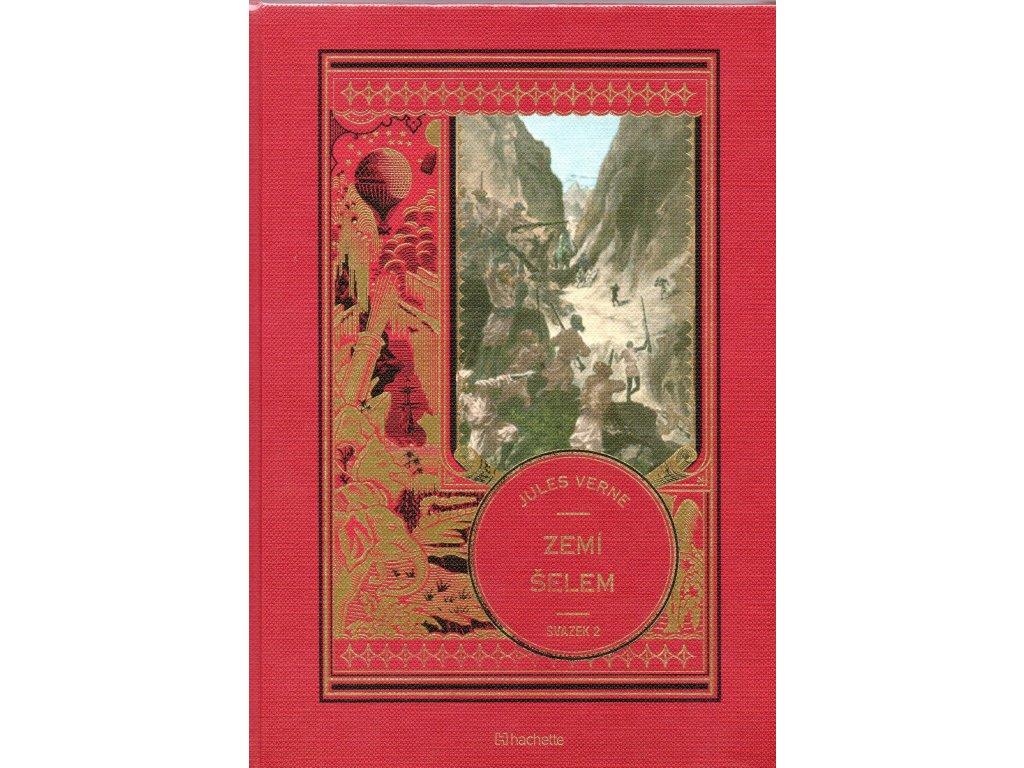 Jules Verne kolekce knih 13: Zemí šelem svazek 2