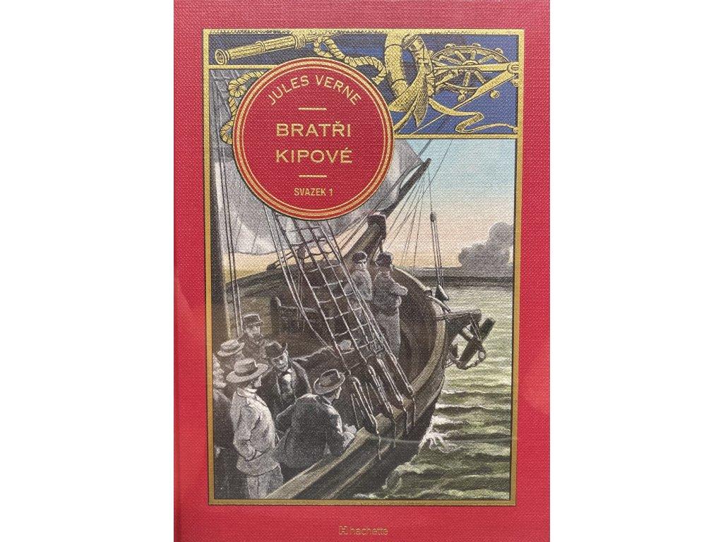 Jules Verne kolekce knih 18: Bratři Kipové svazek 1