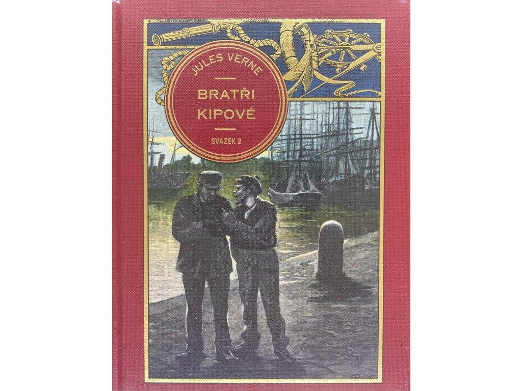 Jules Verne kolekce knih 19: Bratři Kipové svazek 2