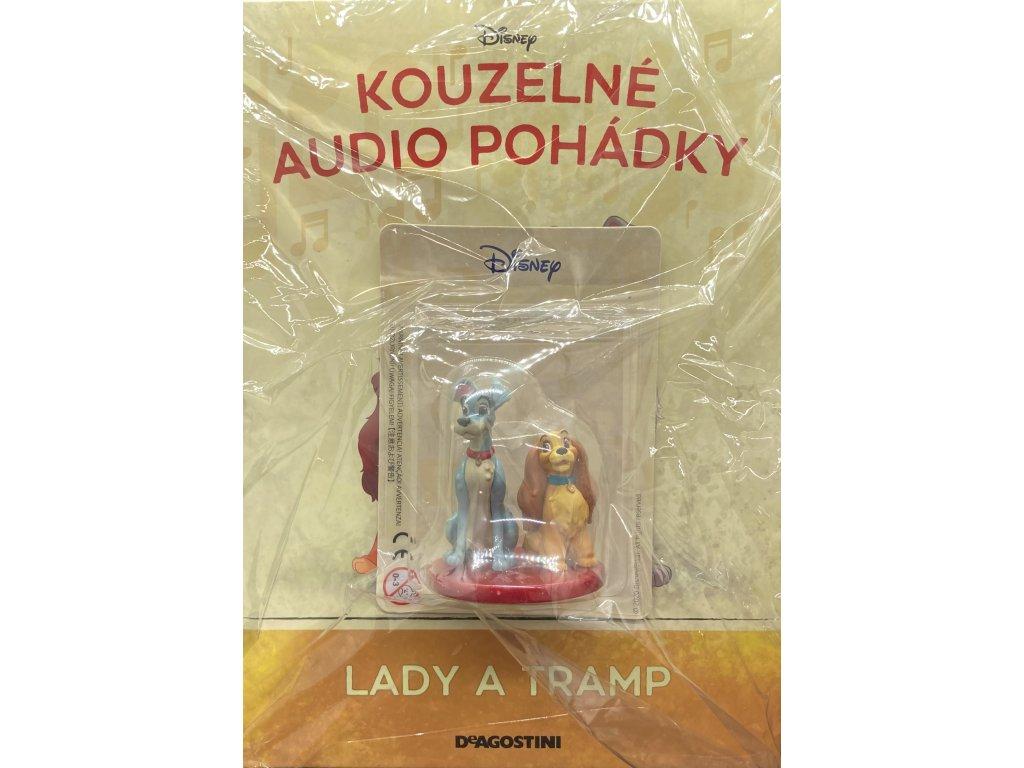 Disney kouzelné audio pohádky 17: Lady a Tramp