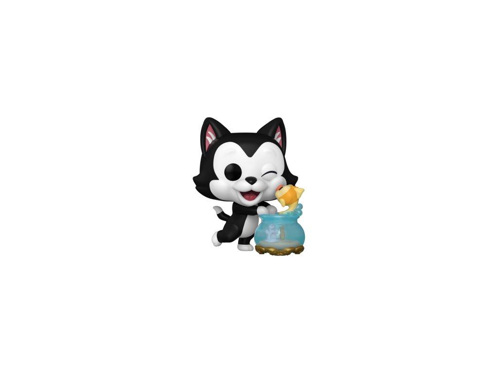 Funko POP! Pinocchio - Figaro Kissing Cleo Vinyl Figure 10cm