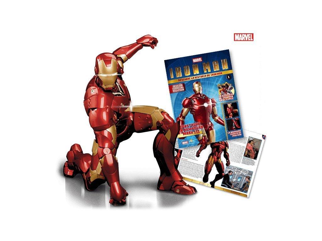 Figurka Iron Man De AGOSTINI 29