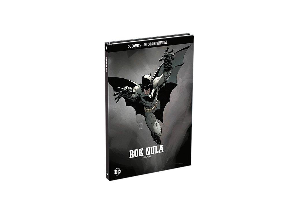 batman comics cz fascicoli 1