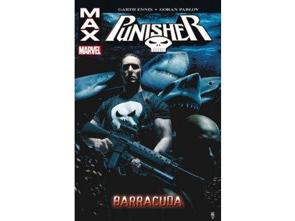 Punisher MAX 6 - Barracuda