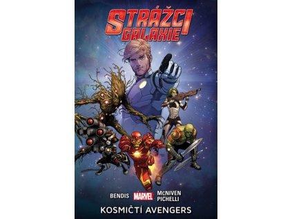 Strážci galaxie 1 - Kosmičtí Avengers