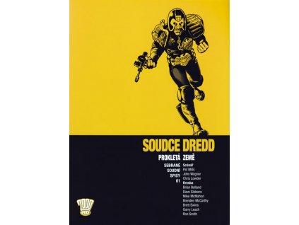 Soudce Dredd 01 - Prokletá země