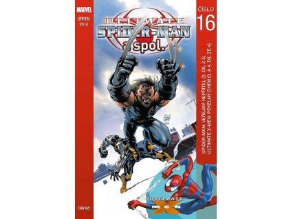 Ultimate Spider-man a spol. 16