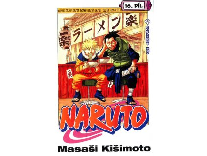 Naruto 16 -  Poslední boj