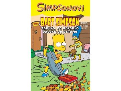 Simpsonovi - Bart Simpson 04/15 - Jablko, co nepadlo daleko od stromu