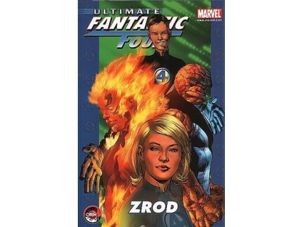 334269 ultimate fantastic four 1 zrod