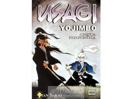 Usagi Yojimbo - Cesta poutníka