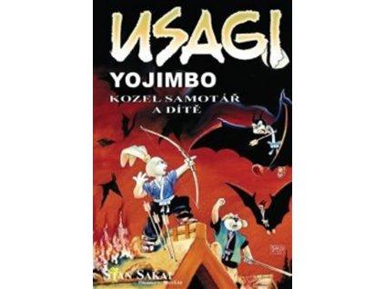 Usagi Yojimbo - Kozel samotář a dítě