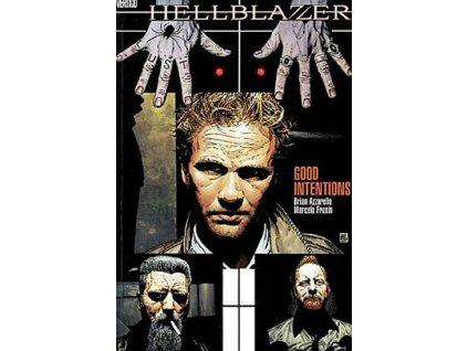 Hellblazer - Dobré úmysly