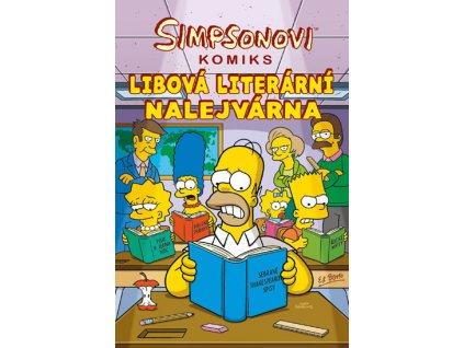 Simpsonovi Libová literární nalejvárna