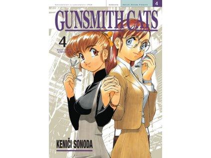 Gunsmith Cats 4