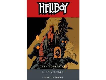 Hellboy 5 - Červ dobyvatel